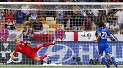 Beberapa Tendangan Penalti Terbaik Di Dunia Sepak Bola