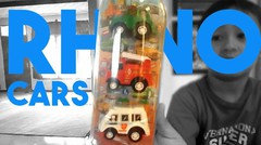 OTON TV #08 : Unboxing RHINO CARS