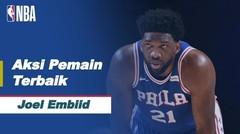 Nightly Notable | Pemain Terbaik 17 Juni 2021 - Joel Embiid | NBA Playoffs 2020/21