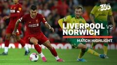 Liverpool Gilas Norwich 4-1 di Laga Perdana Liga Inggris