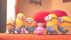 Minion Mini Movie : Mower Minions