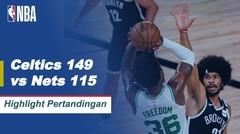 Match Highlight | Boston Celtics 149 vs 115 Brooklyn Nets | NBA Regular Season 2019/20