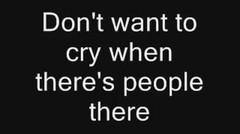 The Beatles - I'll Cry Instead Lyrics