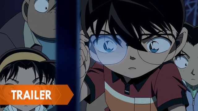 Detective Conan Movie - The Darkest Nightmare Trailer