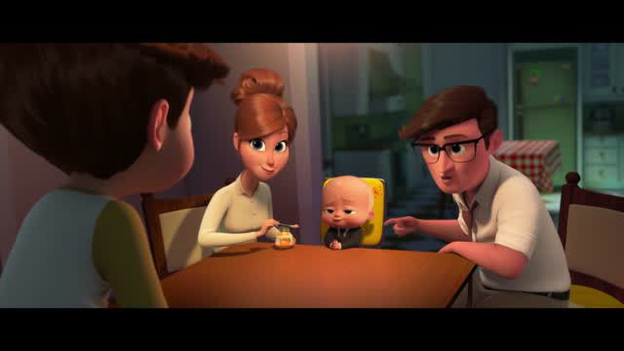 Streaming The Boss Baby Official Trailer - Teaser (2017 ...