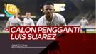Gabriel Jesus, Edinson Cavani dan Calon Pengganti Luis Suarez di Barcelona