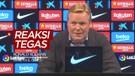 Reaksi Tegas Pelatih Barcelona, Ronald Koeman Soal Penalti untuk Real Madrid di Laga El Clasico