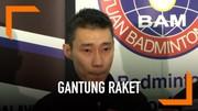 Tangisan Lee Chong Wei Saat Gantung Raket
