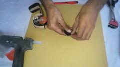 Cara Membuat Miniatur Vespa