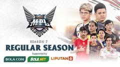 MPL-ID S7 Regular Season Week 7 Day 3 - 11 April 2021