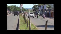 Taman Kota Papua Dirusak