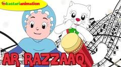 AR RAZZAAQ | Lagu Asmaul Husna Seri 2 Bersama Diva | Kastari Animation