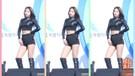 Seksi Banget! Miniskit (Rok Mini) Lagi! AOA - Miniskirt // Fancam