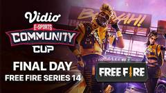 Free Fire Series 14 - FINAL DAY
