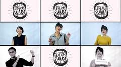 GENerasi Suara - Gen Fm & 21 Musisi Indonesia // Official Music Video