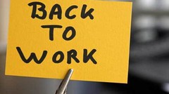 Tips Mengembalikan Semangat Kerja Setelah Libur Lebaran