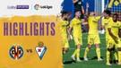 Match Highlight | Villarreal 2 vs 1 Eibar | La Liga Santander 2020