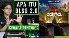 Apa Itu DLSS 2.0 Kenapa Penting untuk Gamer INNO3D GeForce RTX 2060 Super iChill X3 Ultra