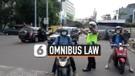 Antisipasi Kerusuhan, Polres Jakarta Barat Rekayasa Lalu Lintas