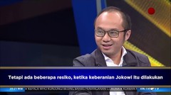 KEPUTUSAN BERANI JOKOWI-MA'RUF MENURUT YUNARTO WIJAYA