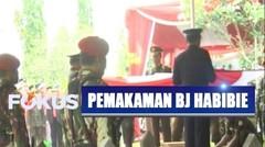 Khidmat! Prosesi Pemakaman Almarhum BJ Habibie di TMP Kalibata - Selamat Jalan BJ Habibie