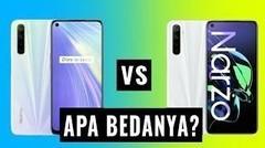 Smartphone Layar 90Hz Termurah di Indonesia- Review Lengkap realme Narzo