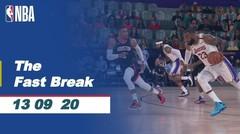 The Fast Break   Cuplikan Pertandingan - 13 September 2020   NBA Regular Season 2019/20