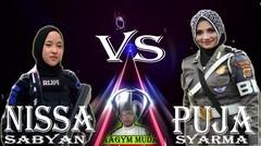NISSA sabyan Feat PUJA syarma ASSALAMUALAIKA