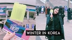 VLOG: Days in Seoul Korea, #1 [SUM Museum & Gayo Daejun!] | Kevina Christina