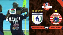 Goooll!! Cantik Sekali!! Tendangan Chip Jauh Boaz - Persipura Membuat Persipura Unggul 2-0 | Shopee Liga 1