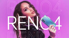 OPPO Reno4 x Cinta Laura Kiehl