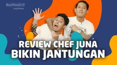 Jari Hampir Putus Kena Blender | Review Chef Juna Bikin Jantungan (Part 1)