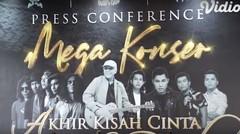 Pressconference Mega Konser Akhir Kisah Cinta si Doel