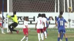 Full Highlight Sepak Bola Putri Chinese Taipei vs Indonesia 4 - 0 | Asian Games 2018