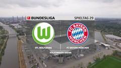 Highlights Bundesliga Pekan 29, Bayern Munchen Menang Tipis atas Wolfsburg
