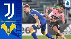 Match Highlight | Juventus 1 vs 1 Verona | Serie A 2020