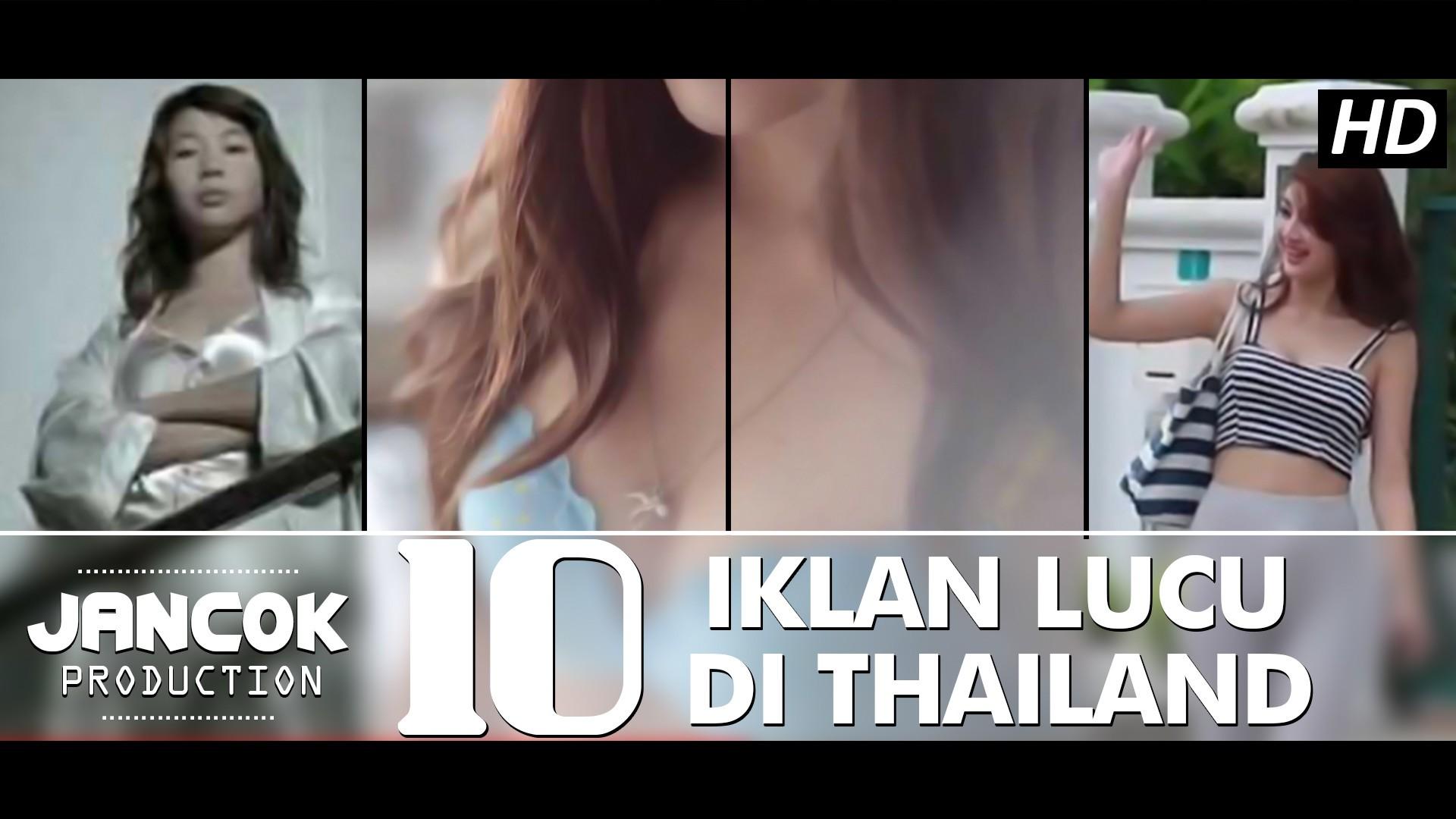 10 Iklan Lucu Paling Konyol Yang Pernah Ada Di Thailand