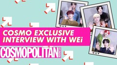 All Facts You Need to Know About WEi [Cosmopolitan Indonesia Exclusive Interview] [INA/ENG SUB]