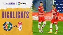 Match Highlight | Getafe 0 vs 1 Granada | La Liga Santander 2020