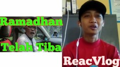 ReacVlog #12 Dengerin Bang Sule Nyanyi #SULE Channel