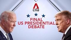 Final US Presidential Debate - CNA
