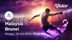 Full Match - Malaysia 8 vs 0 Brunei Darussalam   Piala AFF U-15 2019