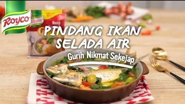 Streaming Resep Pindang Ikan Selada Air Vidio Com
