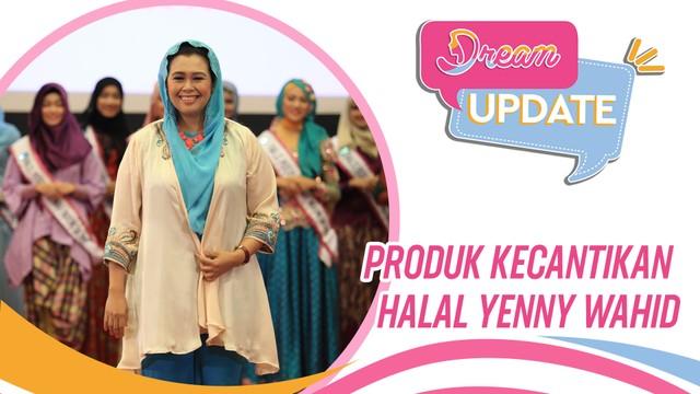 Yenny Wahid Rilis Produk Kecantikan Halal