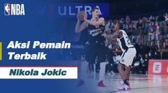 Nightly Notable   Pemain Terbaik 14 September 2020 - Nikola Jokic NBA Regular Season 2019/20