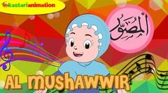 AL MUSHAWWIR |  Lagu Asmaul Husna Seri 2 Bersama Diva | Kastari Animation