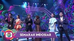 """Berbunga Bunga!! Billar-Ikke Nurjanah-Meli-Randa-Nia-Reza """"Terlena"""" Dalam Buai Asmara!!   Semarak Indosiar 2020"""