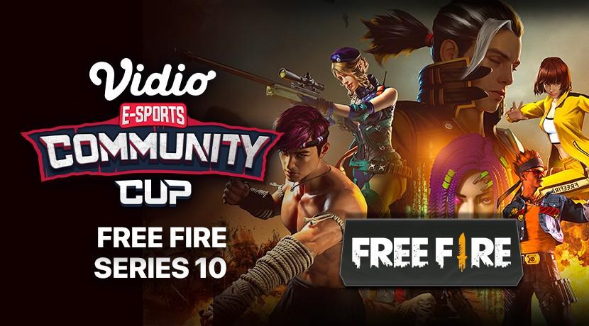 Vidio Community Cup Season 9 cover