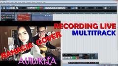 Tutorial Recording Live Untuk Cover Lagu
