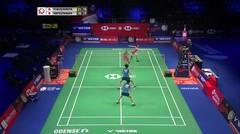Match Highlight | Fukushima/Hirota (JPN) 2 vs 1 Matsumoto/Nagahara (JPN) | BWF The DANISA Denmark Open 2020